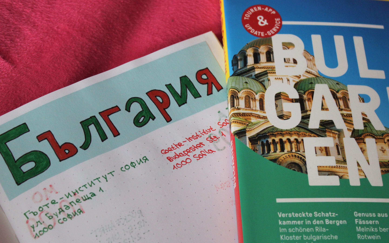 Bulgarien-Reiseführer