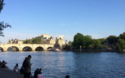Monatsthema Verreisen: allein in Paris