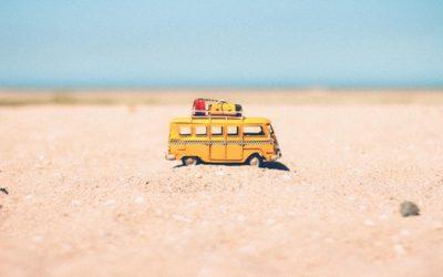 Monatsthema Juni und Juli: Verreisen