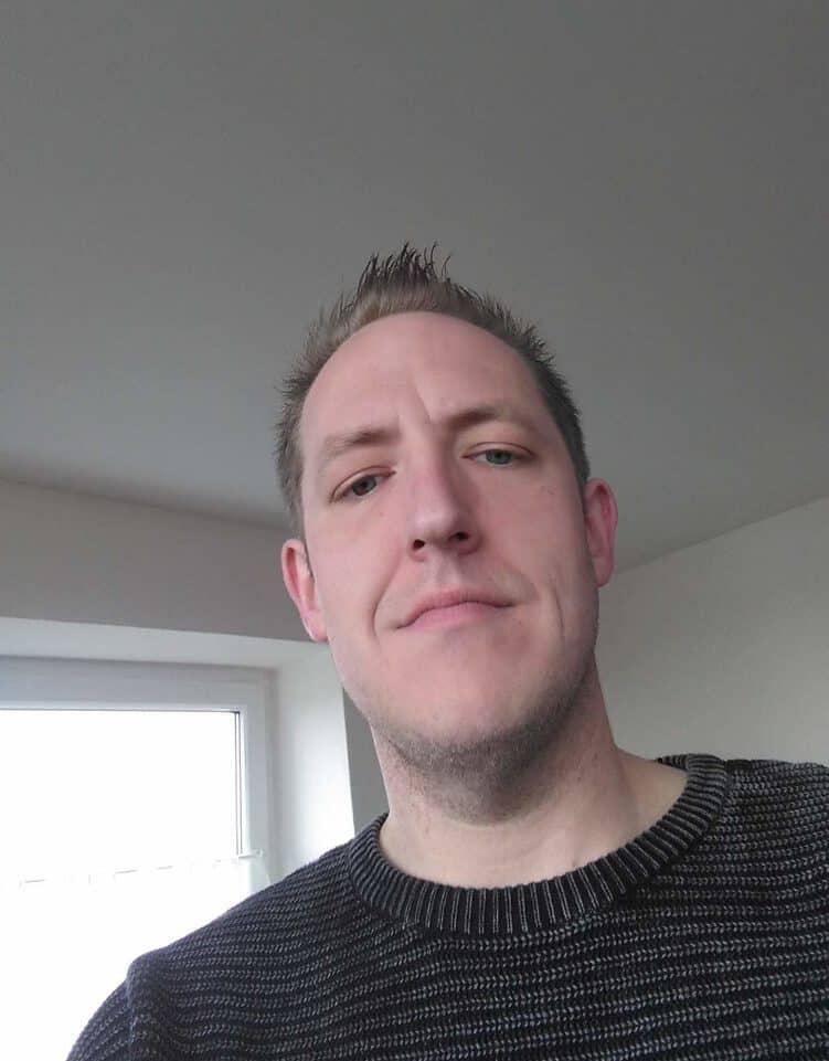 Portraitfoto des Gastautoren