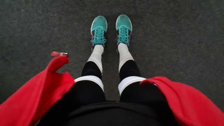 Outfit zum Laufen