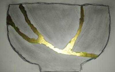 Kintsugi oder die Kunst die Risse zu veredeln